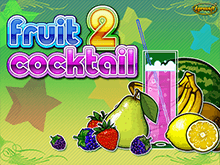 Аппарат Fruit Cocktail 2 - играть онлайн на деньги в Вулкане