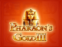 Pharaohs Gold III от Вулкан клуба-казино