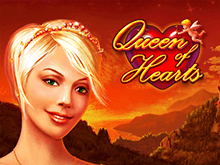 Игровой автомат Queen Of Hearts от зеркала казино Вулкан