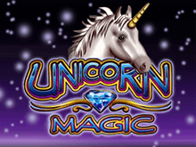 На зеркале казино Вулкан Unicorn Magic